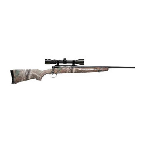 Savage Arms Rifle Savage Arms AXIS XP, Camo MOBU 7mm-08 Remingtoninton 20