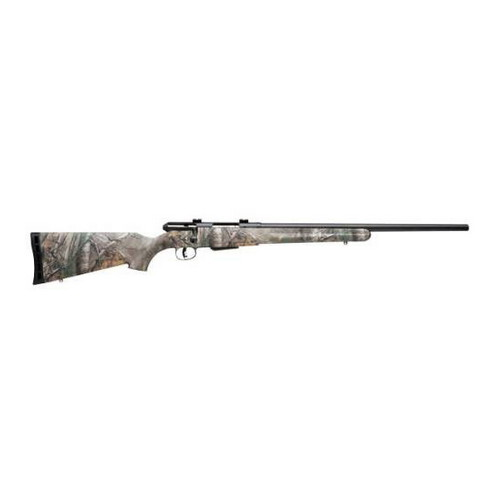 Savage Arms Rifle Savage Arms 25 Walking Varminter Camo, 17 Hornet, 22