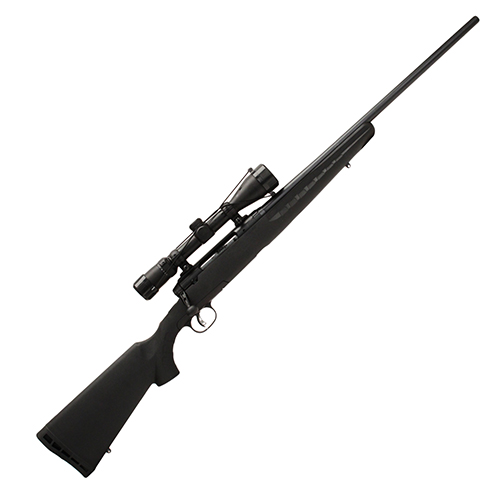 "Savage Arms Axis II XP 243 Winchester 22"" Barrel 4 Round 3-9x40 Scope Weaver Bolt Action Rifle 22223"