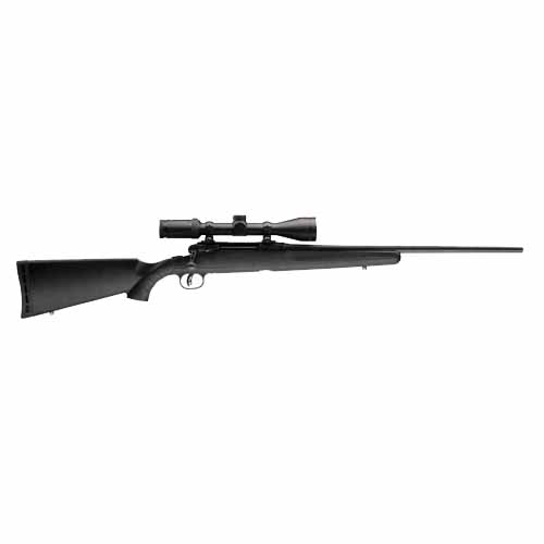 "Savage Arms Axis II XP 270 Winchester 22"" Barrel 4 Round 3-9x40 Scope Weaver Bolt Action Rifle 22227"