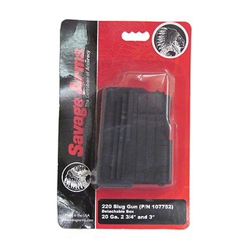 Savage Arms Savage Arms 220 Slug Gun Magazine 55159
