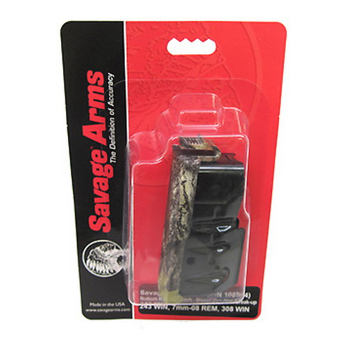 Savage Arms Axis Magazine .243/7mm-08/308, Mossy Oak New Break Up 55227