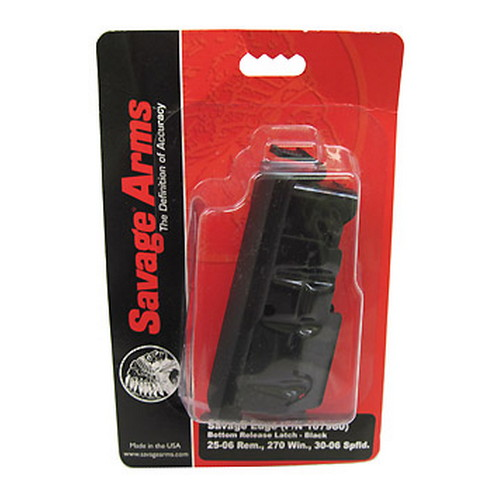 Savage Arms Axis Magazine 25-06/.270/.30-06, Blued, 4 Round