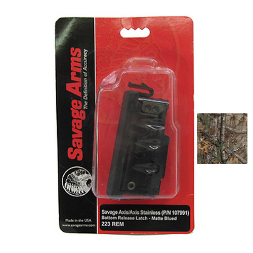 Savage Arms Savage Arms Axis Magazine 243 Realtree Xtra, 3 round 55269
