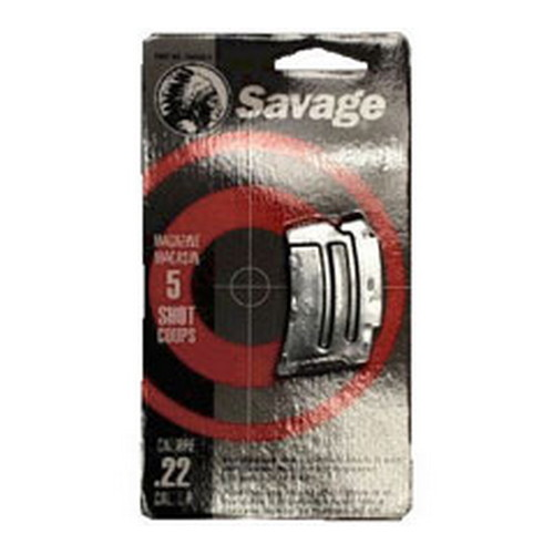 Savage Arms Savage Arms Magazine Box Magazine Box for 22LR. For Savage and Lakefield Mark II Bolt Action Repeater 22 90005