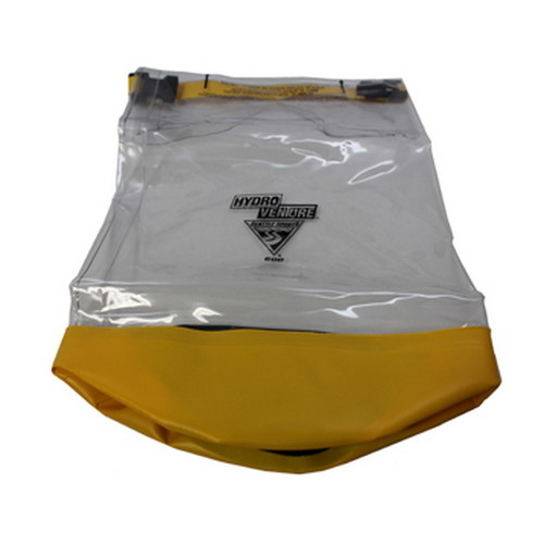 Seattle Sports Seattle Sports Glacier Clear Dry Bag, Clear Small 016100