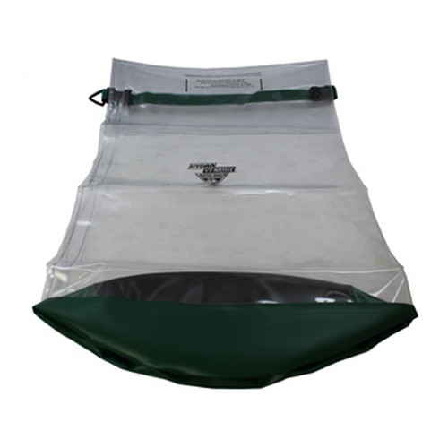 Seattle Sports Seattle Sports Glacier Clear Dry Bag, Clear Large 016300