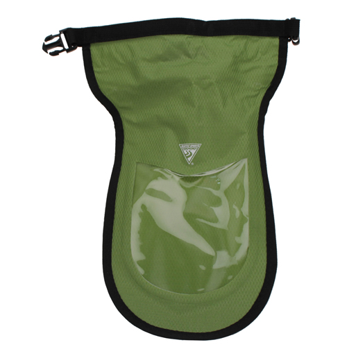 Seattle Sports Seattle Sports Micro Dry Stuff Sack Medium Green 019194