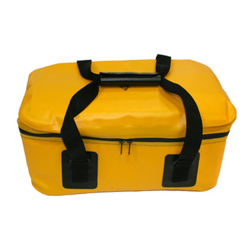 Seattle Sports Frost Pak Soft Cooler 25 Qt Yellow