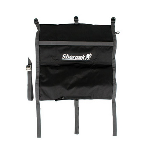 Seattle Sports Seattle Sports Sherpak GoGate Tailgate Cover Black 035415