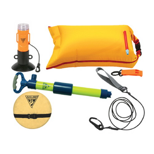 Seattle Sports Seattle Sports Safety Kit Assorted Deluxe 054100