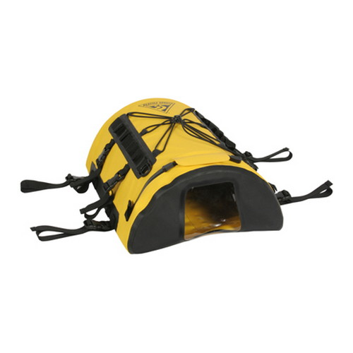 Seattle Sports Seattle Sports Deck Bag Deluxe, Yellow 056106