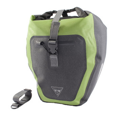 Seattle Sports Seattle Sports Rain Rider Pannier Green 094304
