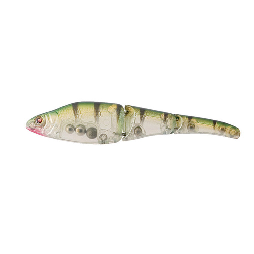 Sebile Sebile Magic Swimmer, Slow Sinking 4 oz Natural White Perch 1250634