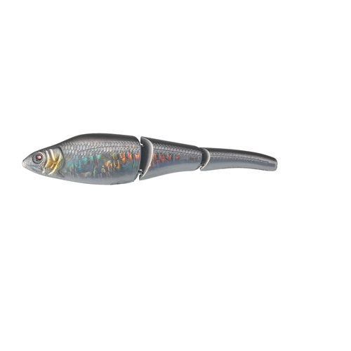 Sebile Sebile Magic Swimmer, Sinking 3/8 oz, Natural Shiner 1250727