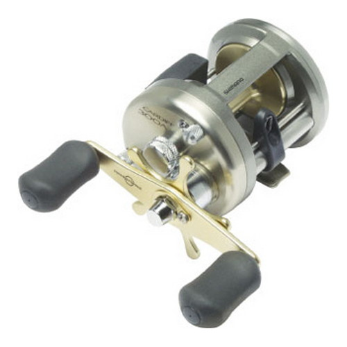 Shimano Cardiff Baitcast Reel 4+1BB 5.8:1 14/180 Right Hand