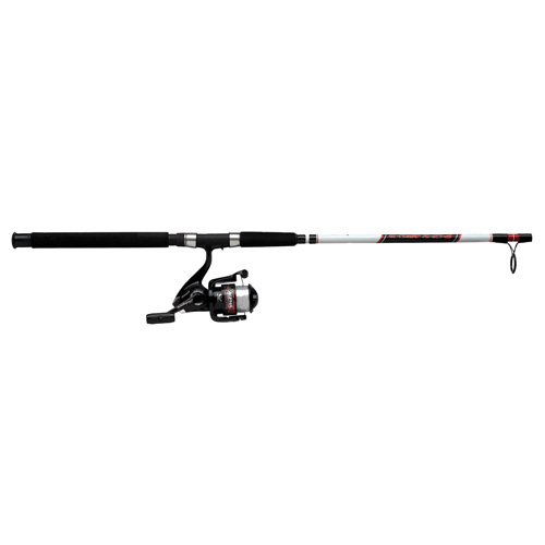 Shakespeare Shakespeare Alpha Bigwater Spinning Combo 8', Medium 1147484