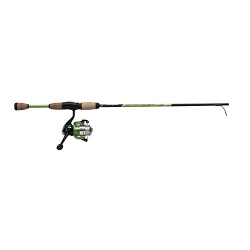 Shakespeare Shakespeare Amphibian Spinning Combo Green/Orange 1187270