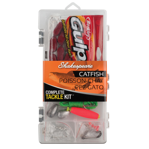 Shakespeare Shakespeare Catfish Tacklebox Kit 1264523