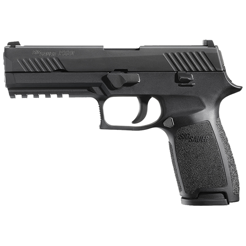 Sig Sauer P320F 45ACP Contrast Sights 10rd