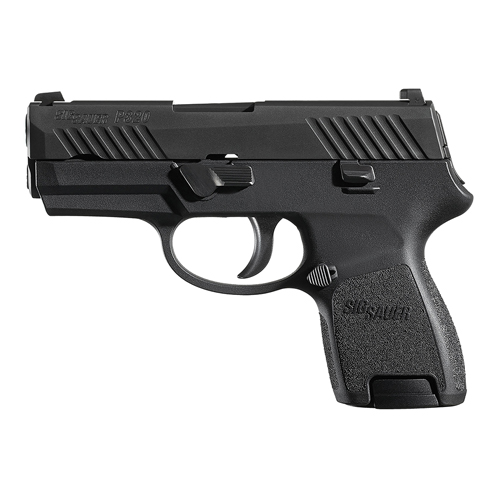 Sig Sauer P320SC 9mm Contrast Sights 12rd