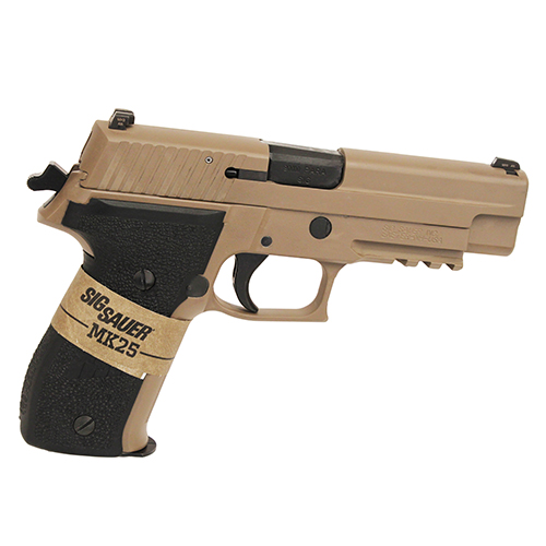 Sig Sauer Sig Sauer MK 25 Navy Version 9mm Luger 4.4