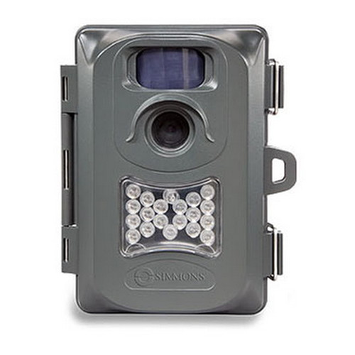 Simmons Simmons 6MP Whitetail Cam Grey Case, Night Vision, Clam 119236C
