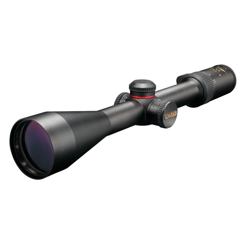 Simmons .44 Mag Series Riflescope 4-12x44 Matte, Truplex Reticle, Side Parallax Adjustment