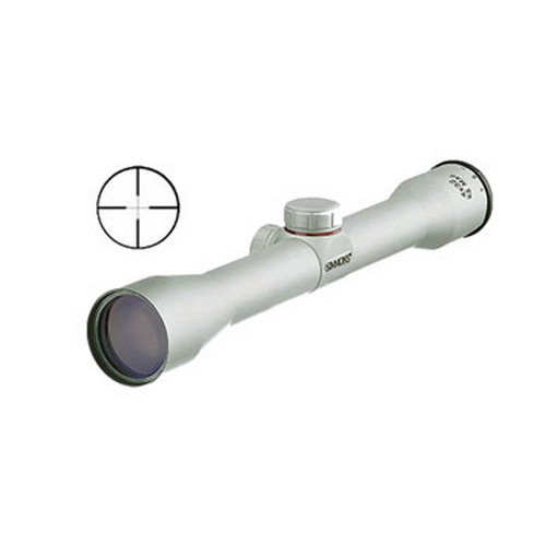 Simmons Simmons .22 Mag Series Riflescope 4x32 Silver Truplex Rings 561033
