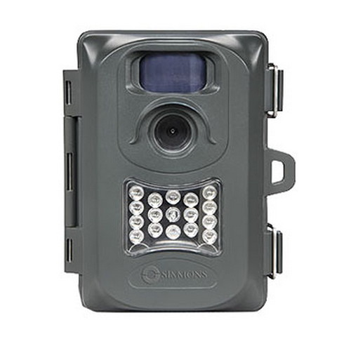 Simmons 4MP Whitetail Cam Grey w/NightVision, Clam