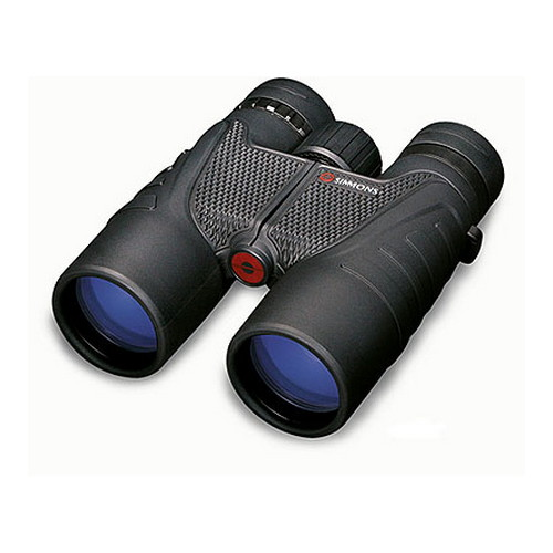 Simmons Simmons ProSport Series Binoculars 10x42 Black Roof Twist Up Eyecups 899431