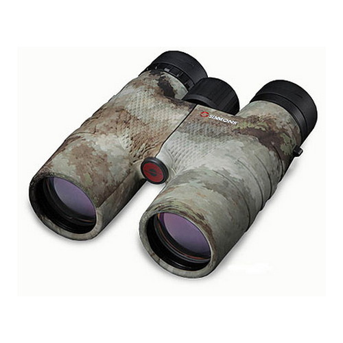 Simmons Simmons ProSport Series Binoculars 10x42 Camo Roof Twist Up Eyecups 899441