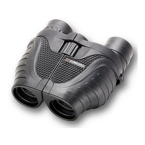 Simmons Simmons ProSport Series Binoculars 8-17x25 PS Black Compact,Porro Prism Zoom 899875