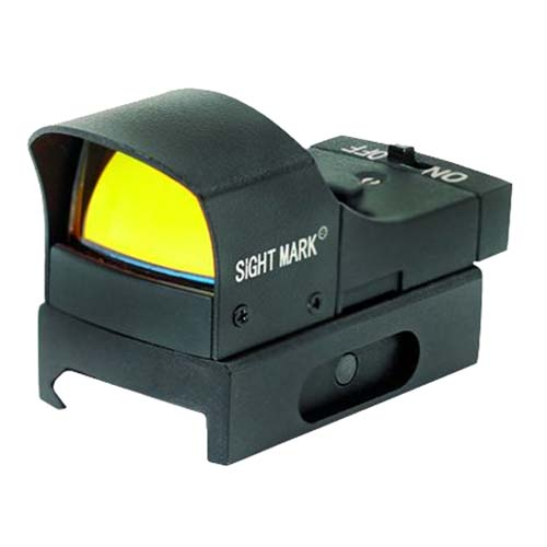 Sightmark Sightmark Green Mini Shot with Sunshade Hood SM14011