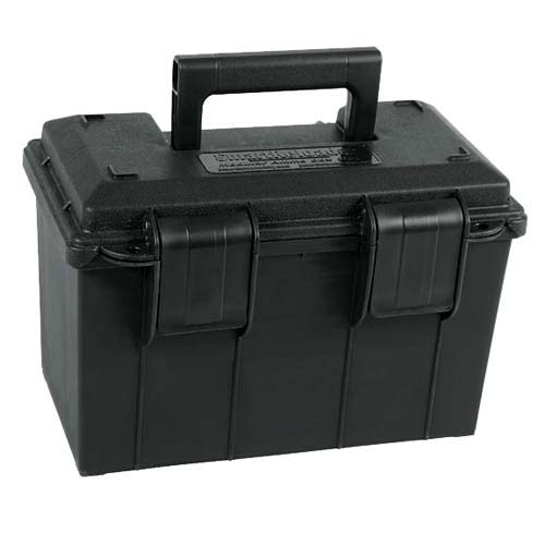 SmartReloader Ammo Box  #50 Black [empty]