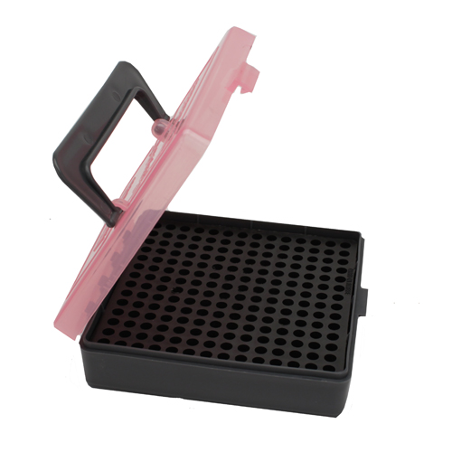 SmartReloader Carry-On Ammo Box Rimfire Pink w/FoamLiner