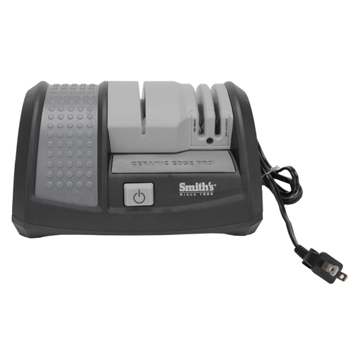 Smith Consumer Products Inc. Smith Consumer Products Inc. Electric Knife Sharpener Ceramic Edge Pro 50245