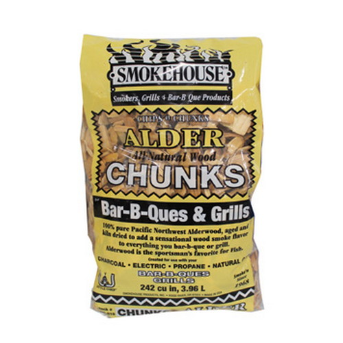 Smokehouse Product Smokehouse Product Smoking Chunks Alder 9780-010-0000