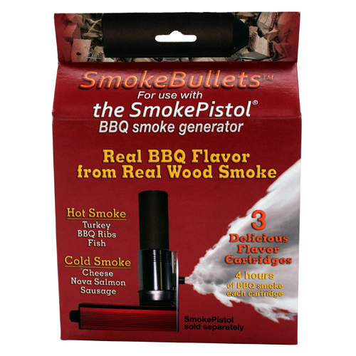 Smokehouse Product Smokehouse Product Smoke Bullet Refills, 3 Pack Cherry 9790-030-0000
