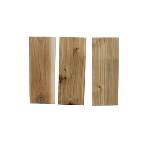 Smokehouse Product Smoking Plank Cedar 3 Pack