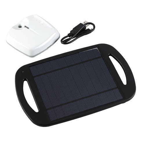 Solio Solio XCELLERATOR Solar Panel + HUB Battery Pack S1423-AF1RW