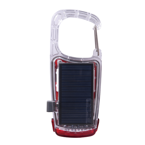 Solio Solio CLIP-MINI Solar & USB Rechargeable LED Light S331-AF1RW