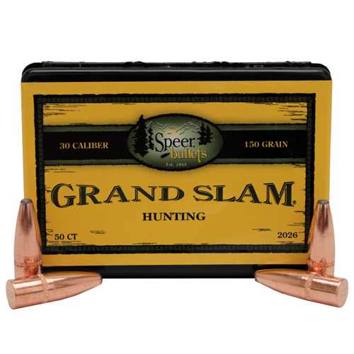 Speer Speer 30 Caliber 150 Gr SP Grand Slam (Per 50) 2026