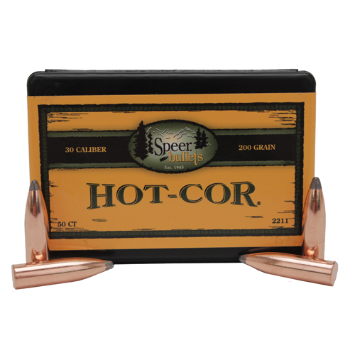 Speer 30 Caliber 200 Gr Spitzer SP (Per 50)