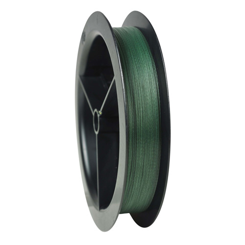 Spiderwire Spiderwire Stealth Braid Line, Moss Green 80 lb, 300 Yards 1086847