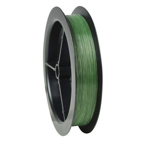 Spiderwire EZ Braid Line, Moss Green 15 lb Filler Spool, 300 Yards