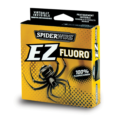 Spiderwire EZ Fluoro Line, Clear 15 lb, 200 Yards