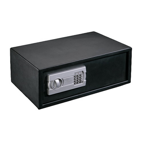 Stack-On Personal Safe Extra Wide, w/Electronic Lock