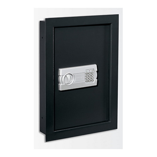Stack-On Personal Safe Wall w/Electronic Lock