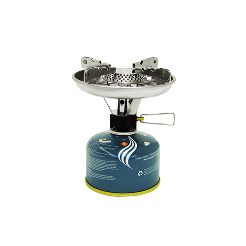 Stansport Stansport Backpacker Mini Stove (Isobutane) 183-B